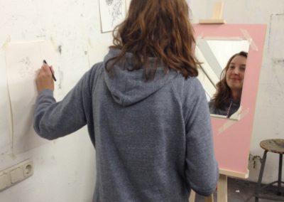 Korte tekencursus voor jongeren [14-17 jaar]