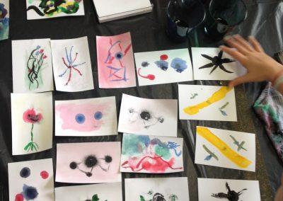 Tekencursus voor kinderen 9 – 12 jaar